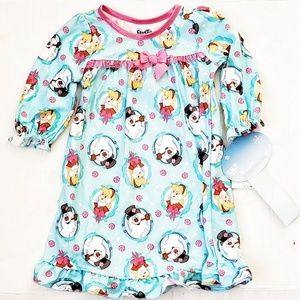 Frosty the Snowman Nightgown 12 Month